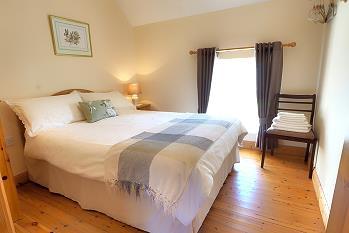Chambreà coucher avec lit double