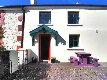 Lyne's Cottages Brandon Bay Dingle Co Kerry