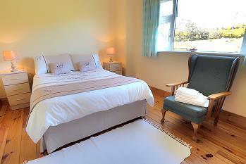 Chambre à coucher avec lits individuels