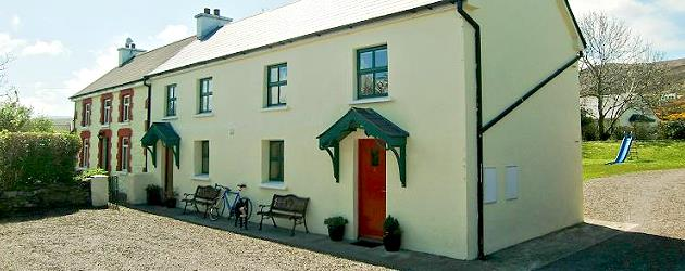 Ferienhaus Cottages Brandon Dingle
